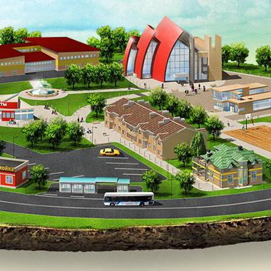 Разработка сайта для ООО «Сурские металлические конструкции»